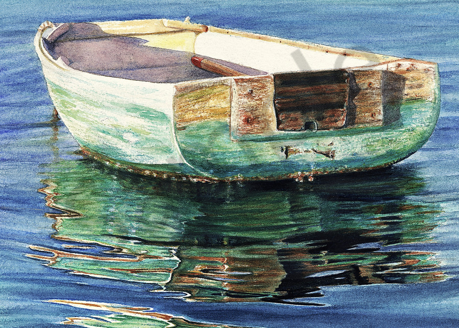 Float My Boat Art | ColleenNashBecht
