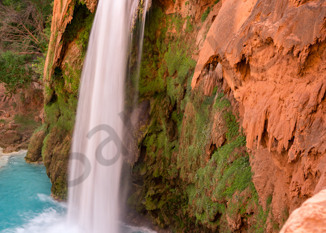 Stunning Havasu Falls Photograph for Sale as Fine Art