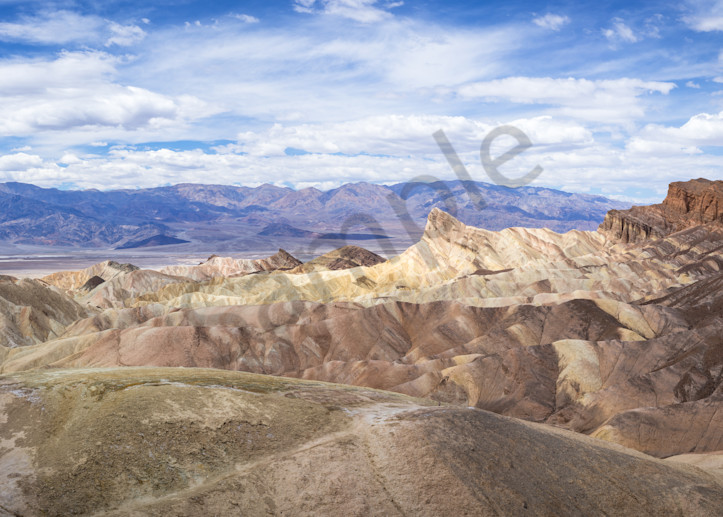 Death Valley Earth And Sky Photograph for Sale as Fine Art