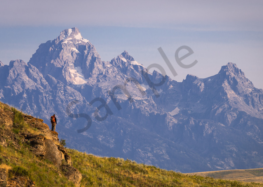 The Vast Grand Teton National Park Photograph for Sale as Fine Art