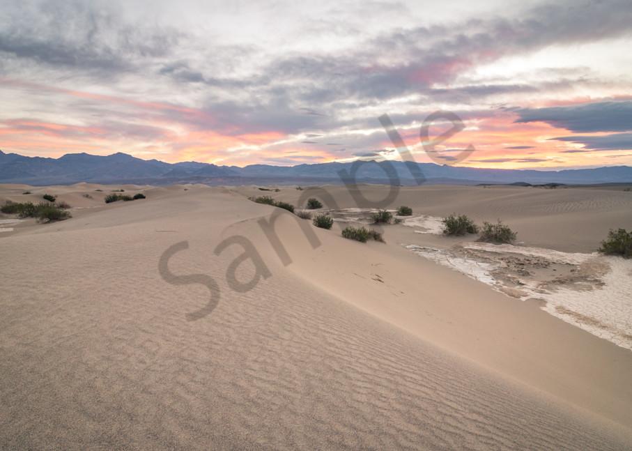 Death Valley Sand Dunes Photograph for Sale as Fine Art