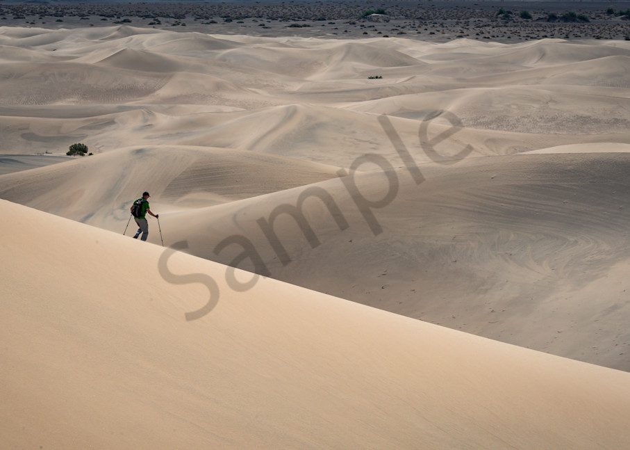 Mysterious Death Valley Photograph for Sale as Fine Art