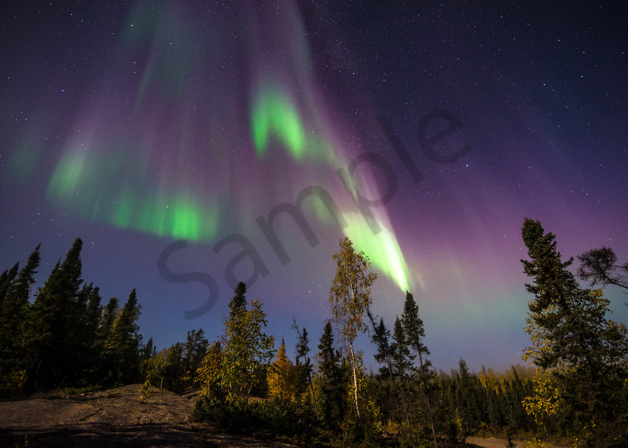 Magical Northern Lights Photograph for Sale as Fine Art