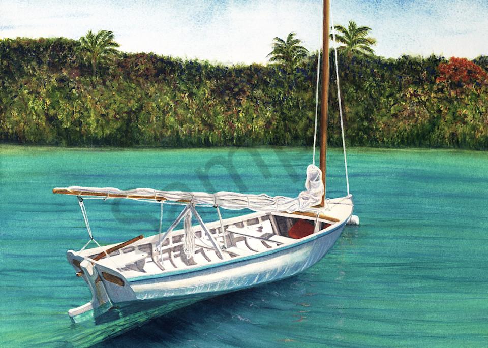 Island Life Ii Art | ColleenNashBecht