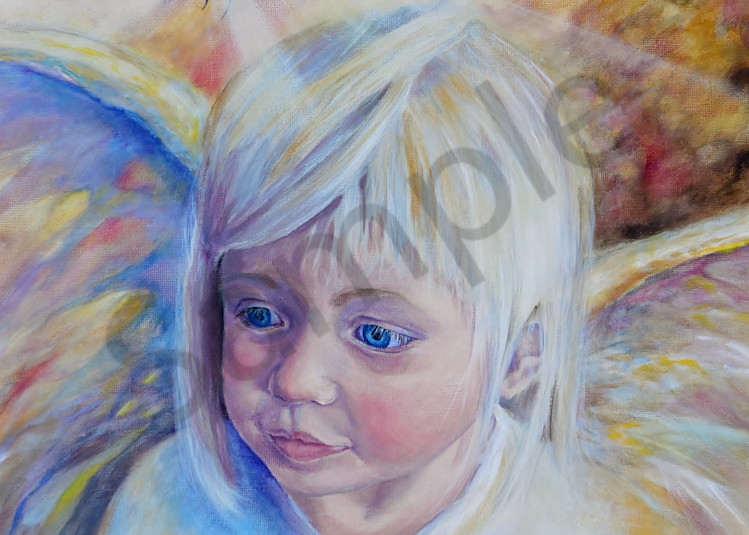 """""""Aria Grace"""" by Indiana Artist Gina Harding 