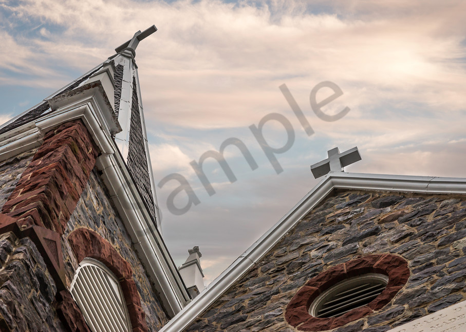 Cross Intersects   Susan J Photography
