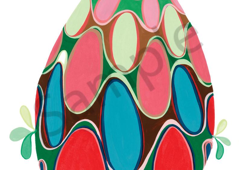 Flutter Egg Art | Cynthia Mosser Fine Art