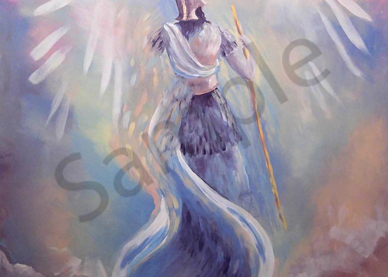"""Warrior"" by Pennsylvania Artist Mary Fusco | Prophetics Gallery"