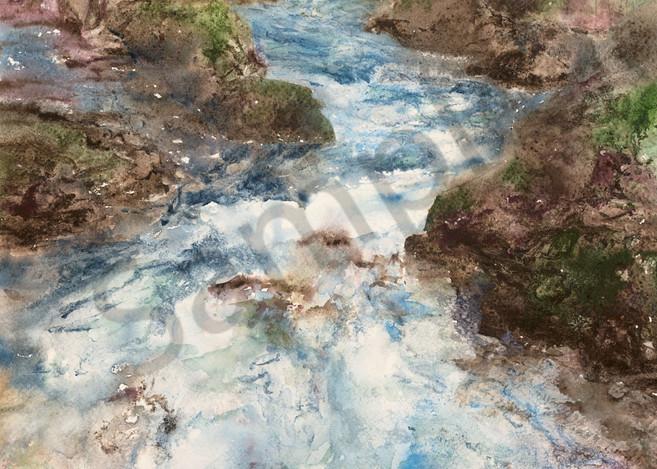 Still the River runs free