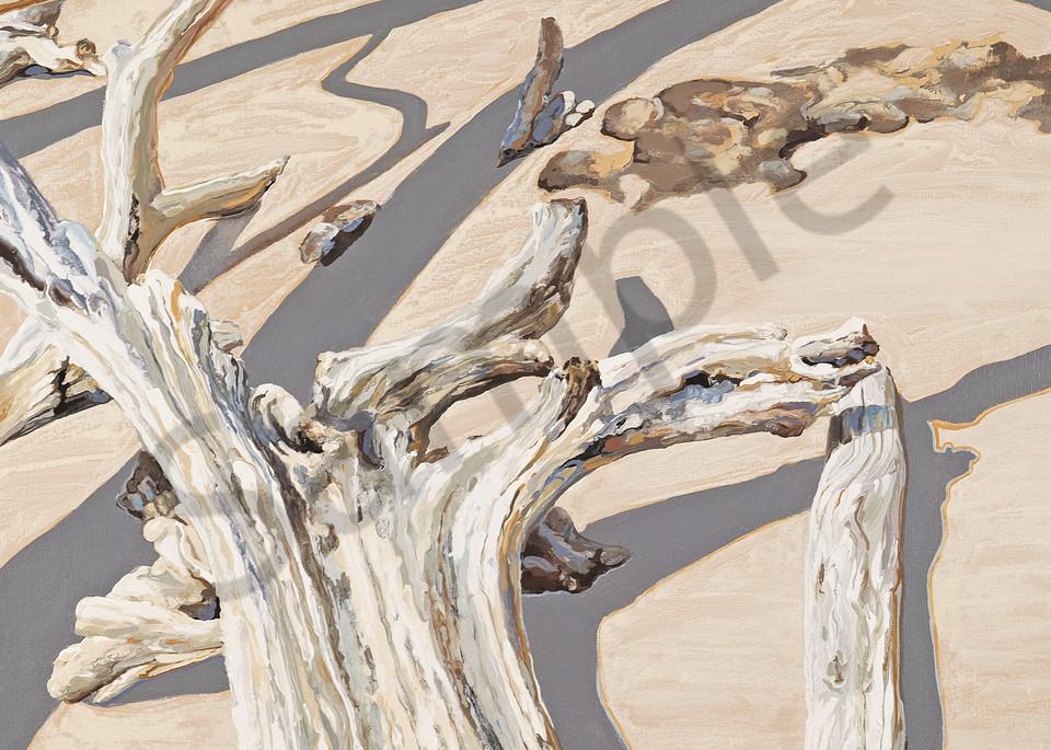 Water, Wind, Wood 2 | Contemporary Landscapes | Gordon Meggison IV