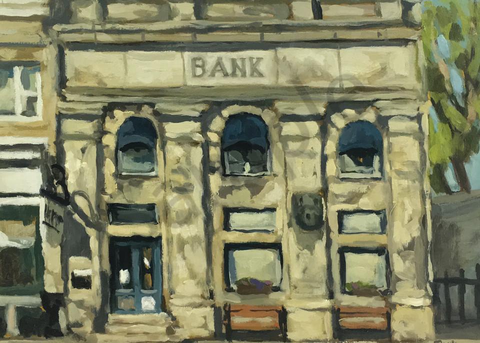 Washington Bank Art | Geoffrey Butz Art & Design Inc
