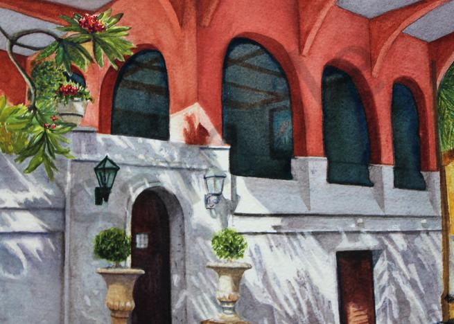 Casa De Las Catalinas Art | ColleenNashBecht