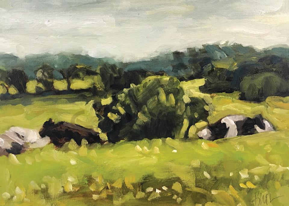 in greener pastures