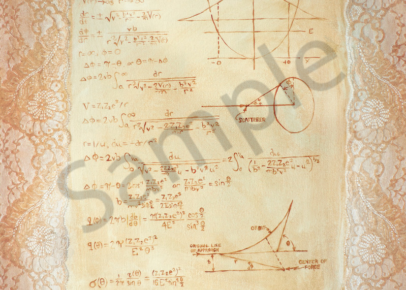 Quantum Theory Of Scattering Art | FireFlower Art