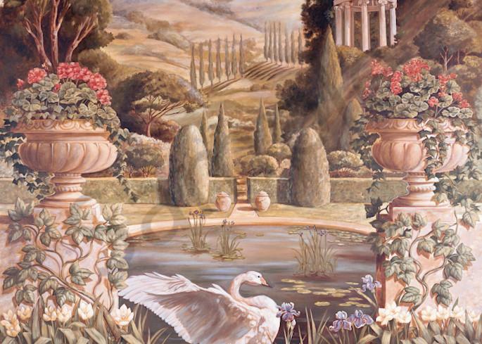 Sanctuary Revisited | Murals in Classical Style | Gordon Meggison IV