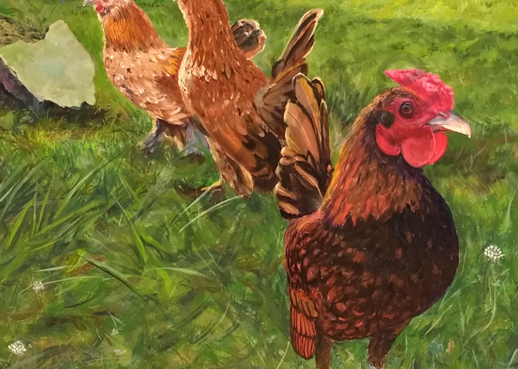 """My Ohio"" by Ohio Artist Jennifer Sowders   Prophetics Gallery"
