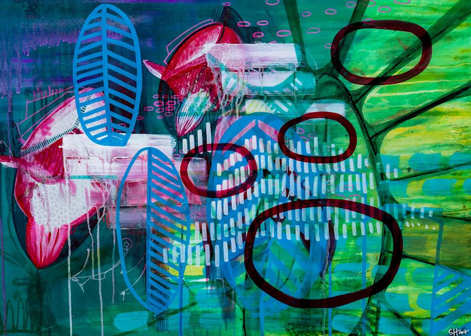 The Market Art | catherine-hart