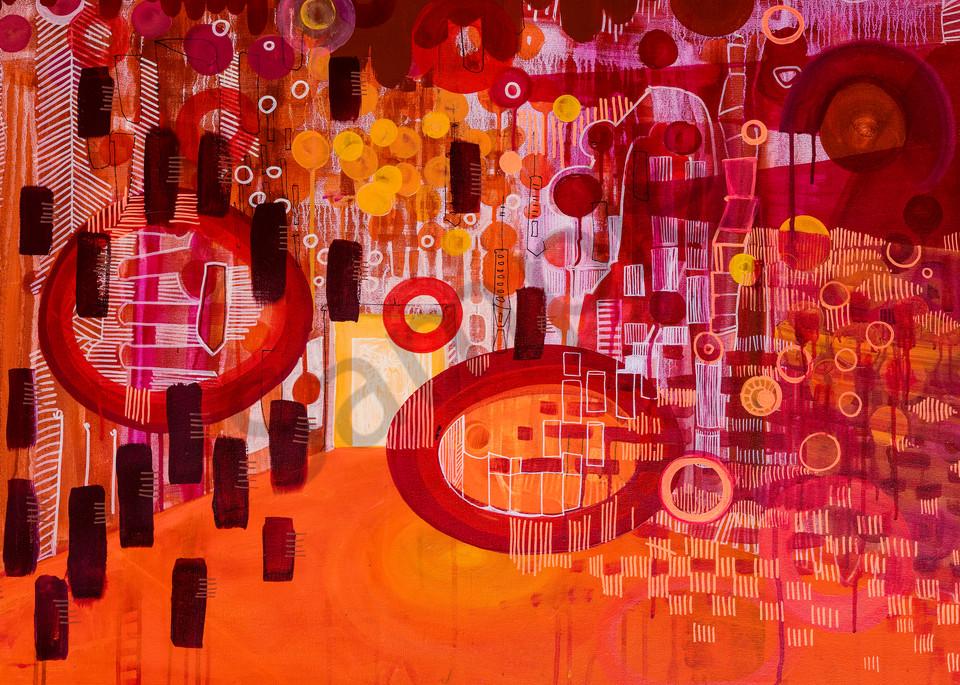 Immersed Art | catherine-hart