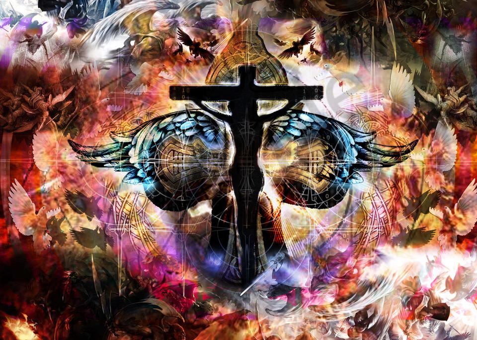 Jesus' Transformation Art | CMS Art Prints