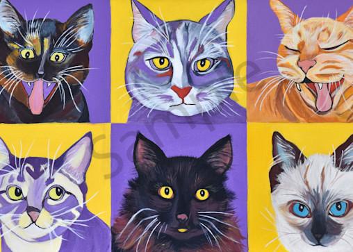 Lenora's Cats