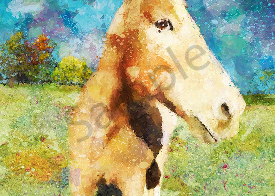 """Painted Pony"" Art | Digital Arts Studio / Fine Art Marketplace"