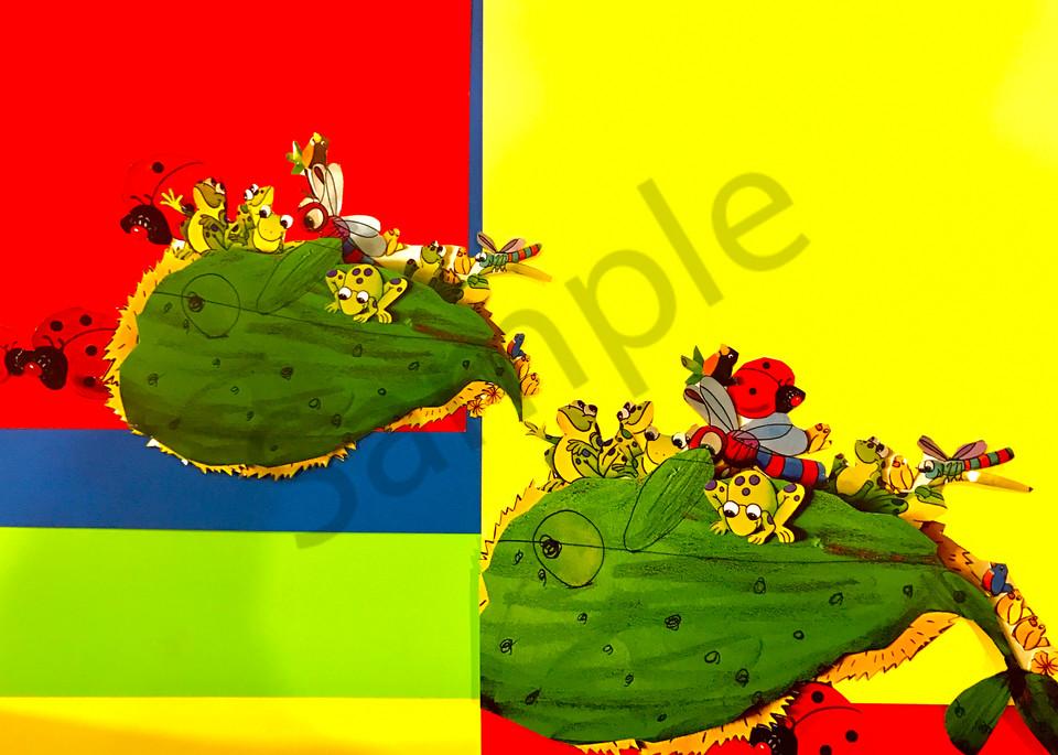 Odeta Xheka Visuals   Beautiful nursery decor Disney-like art prints