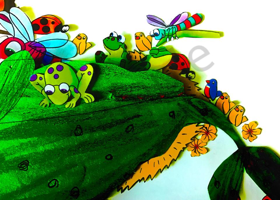 Odeta Xheka Visuals | Beautiful nursery decor fish prints