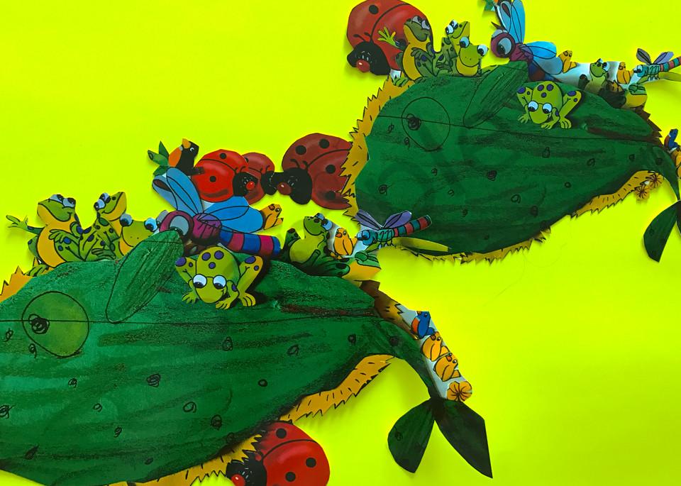 Odeta Xheka Visuals   Beautiful nursery decor fish art prints