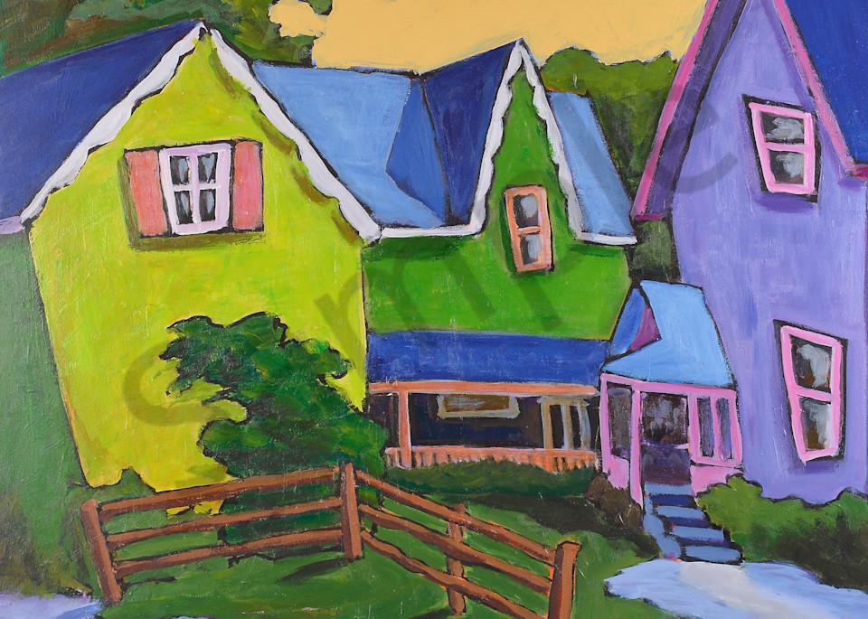 Unionville Houses Dsc1467b Art   Keith Thirgood