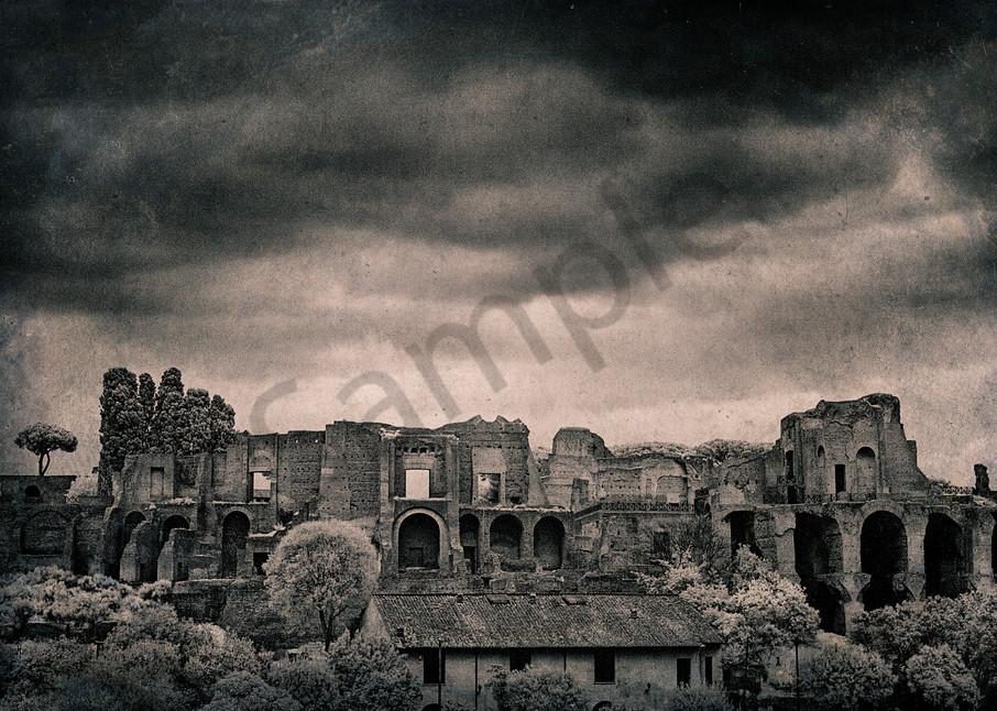 Circus Maximus Rome 6199 Photography Art   Bridget Karam Photography