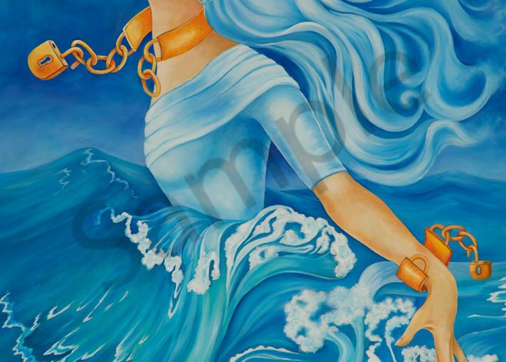 """Liberty"" by Canadian Artist Geri Gawley   Prophetics Gallery"