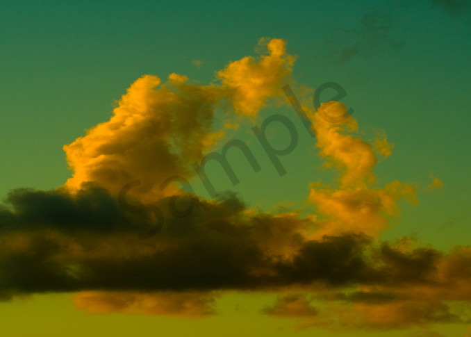 St. John Cloud|Fine Art Photography by Todd Breitling|Clouds and Sky|Todd Breitling Art