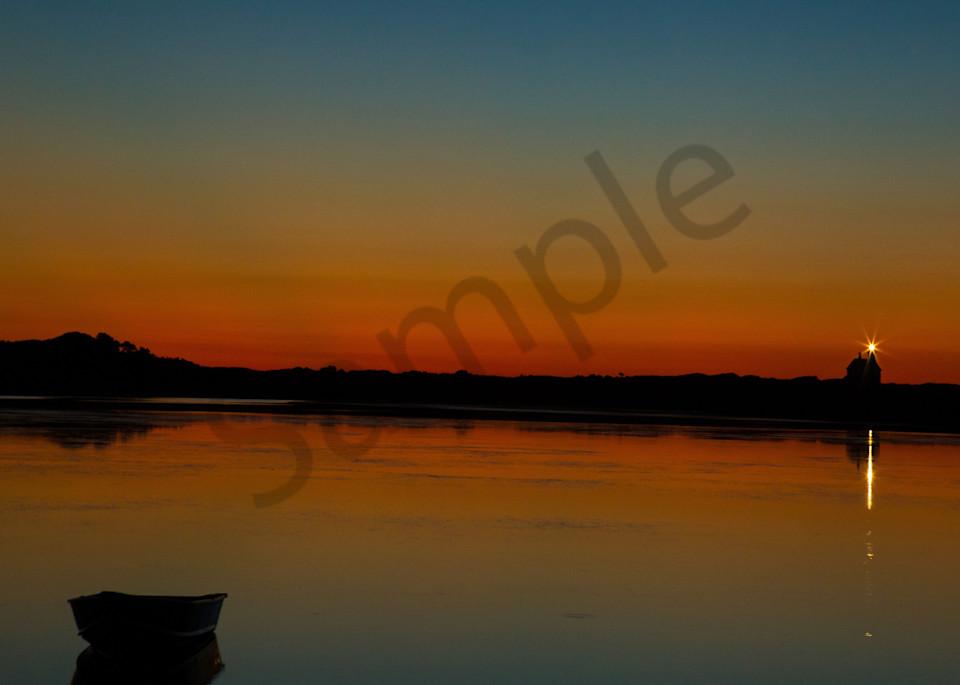 A Boat Lies Waiting|Fine Art Photography by Todd Breitling|Landscape Photography|Todd Breitling Art|