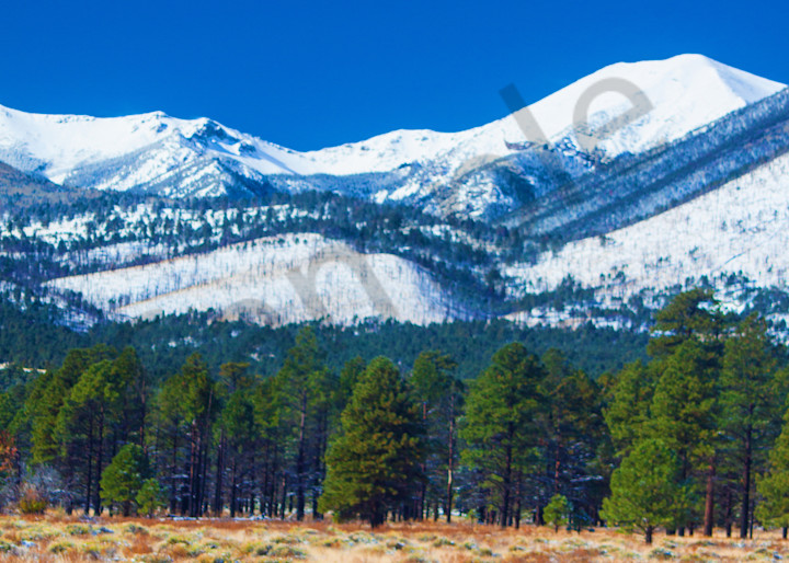 San Francisco Mountains Of Arizona|Fine Art Photography by Todd Breitling|Landscape Photography|Todd Breitling Art|