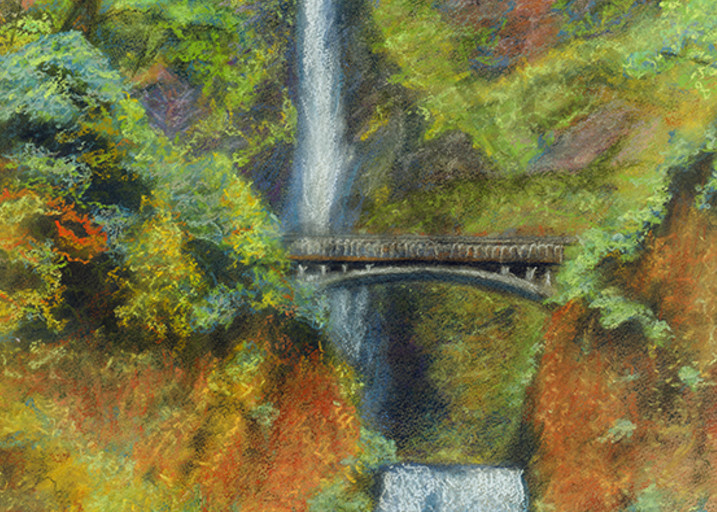 Pezely, bridge and waterfall, scan, 10/22/13, 12:22 PM, 16C, 5726x7601 (2316+1362), 150%, Repro 2.2 v2,  1/10 s, R113.0, G78.6, B90.2