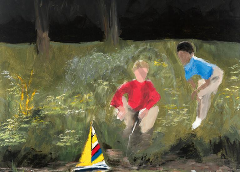 "Camera Setup: ""BetterLight 6150 | IR 2mm | HID Buhl"", Artwork Image: ""Amin, sailing, scan.tif"", Artwork Colors: ""amin sail colors_M0.txt"", White Image: ""Amin, sailing, whitescan.tif"", White Colors: ""Foamcore White.txt"", Yoked Image: ""Amin, sailing,"