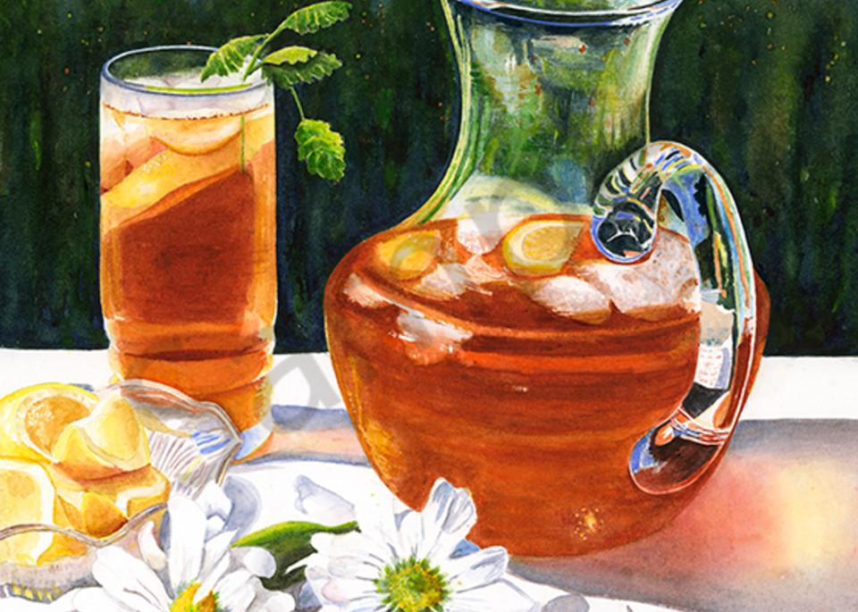 Sweet Southern Tea Art | Digital Arts Studio / Fine Art Marketplace