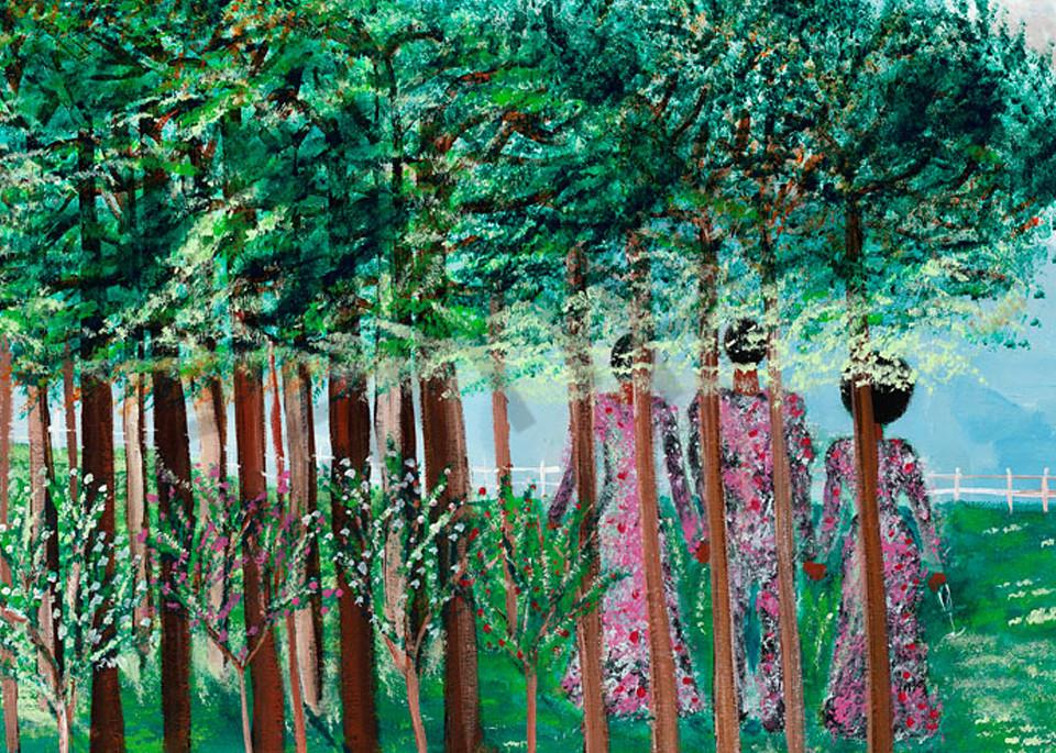 Garden Party Art | Digital Arts Studio / Fine Art Marketplace