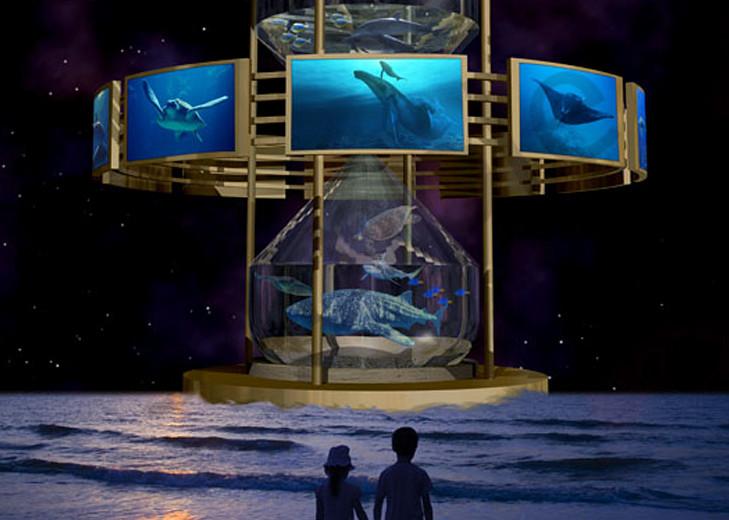 Sea Beyond The Future Art | Digital Arts Studio / Fine Art Marketplace