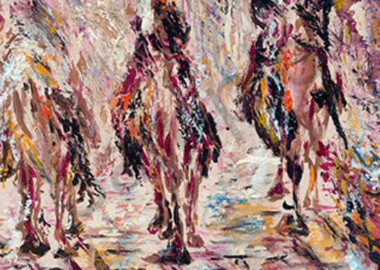 Three Wise Men Art | Digital Arts Studio / Fine Art Marketplace