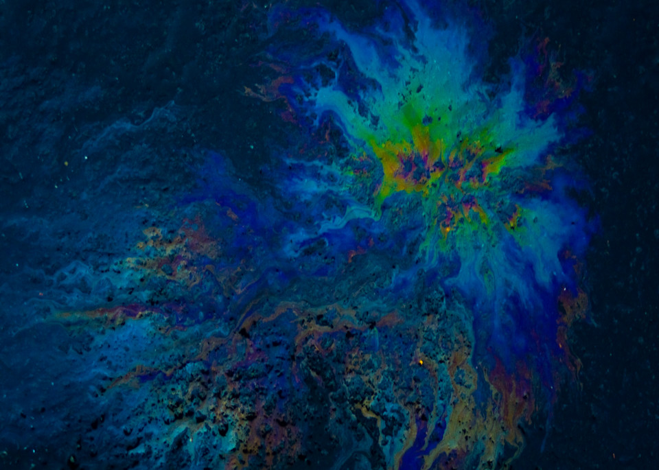 Oil On Pavement: Newborn Awakening|Fine Art Photography|Oil On Pavement|Todd Breitling Art