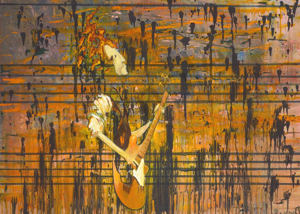 """""""Overcome"""" by Blaine Rancourt   Prophetics Gallery"""