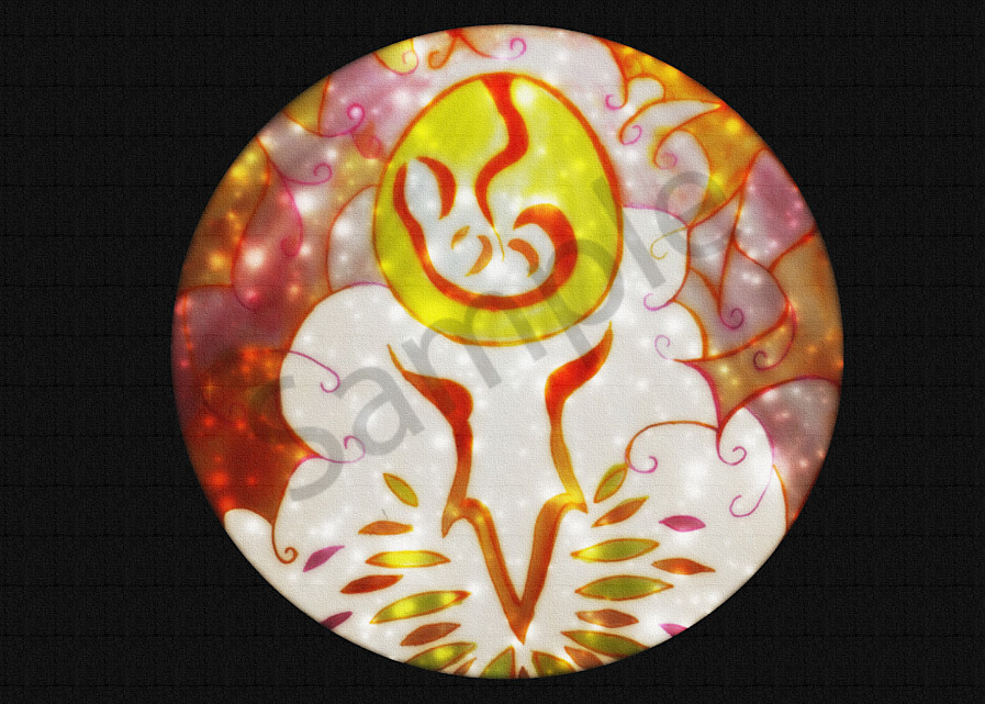 I Feel Chakra Art | Art By Dana