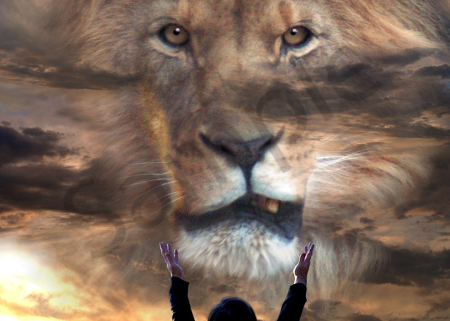 """""""Fear Of The Lord"""" by Bill Stephens   Prophetics Gallery"""