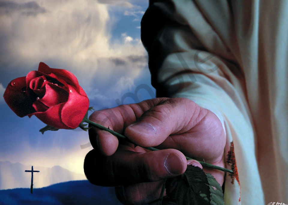 """""""The Rose"""" by Bill Stephens   Prophetics Gallery"""