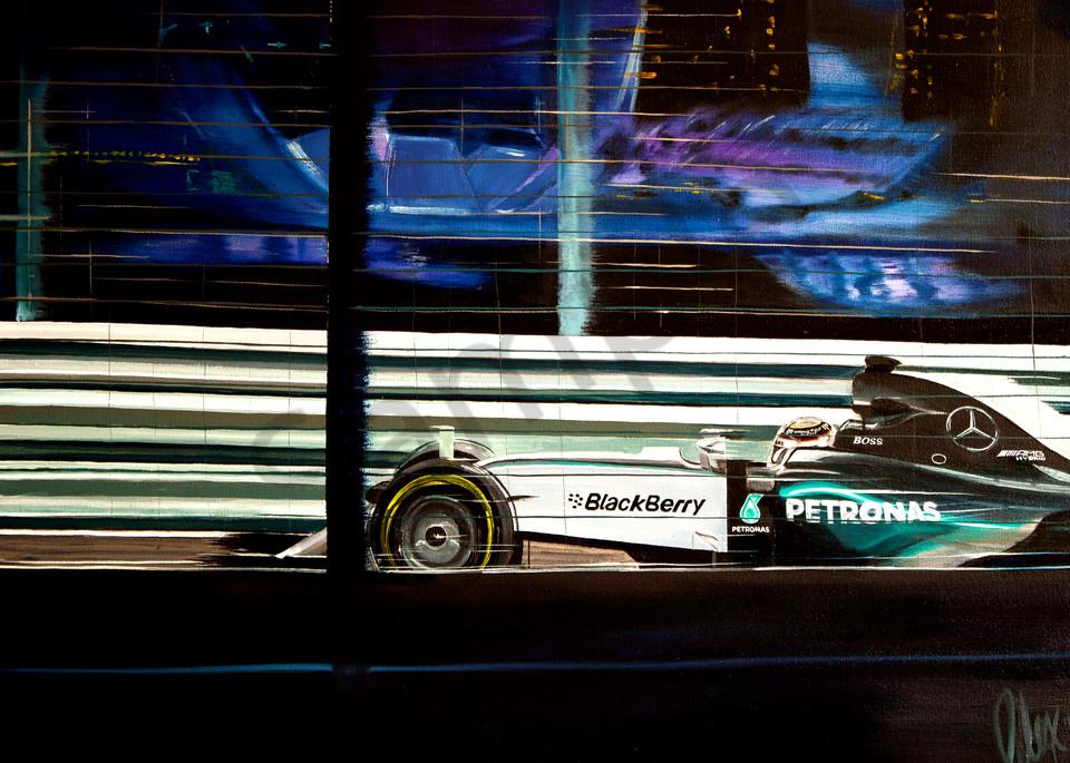 Lewis Hamilton - Singapore 2015