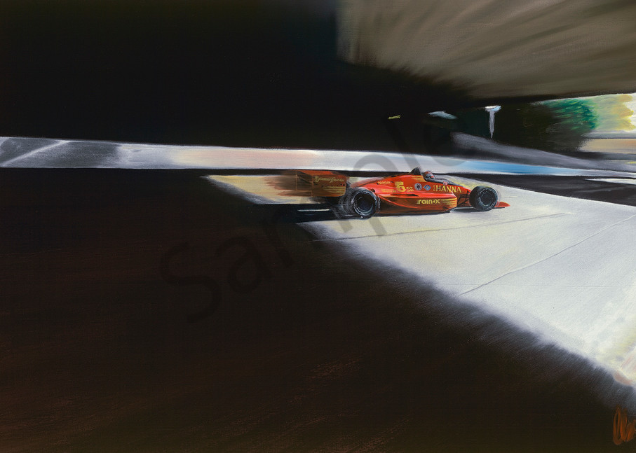 Untouchable - Mario Andretti
