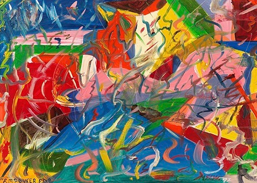 Empowered Art | Digital Arts Studio / Fine Art Marketplace