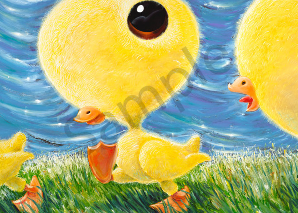 Ryan, Duckie, Scan