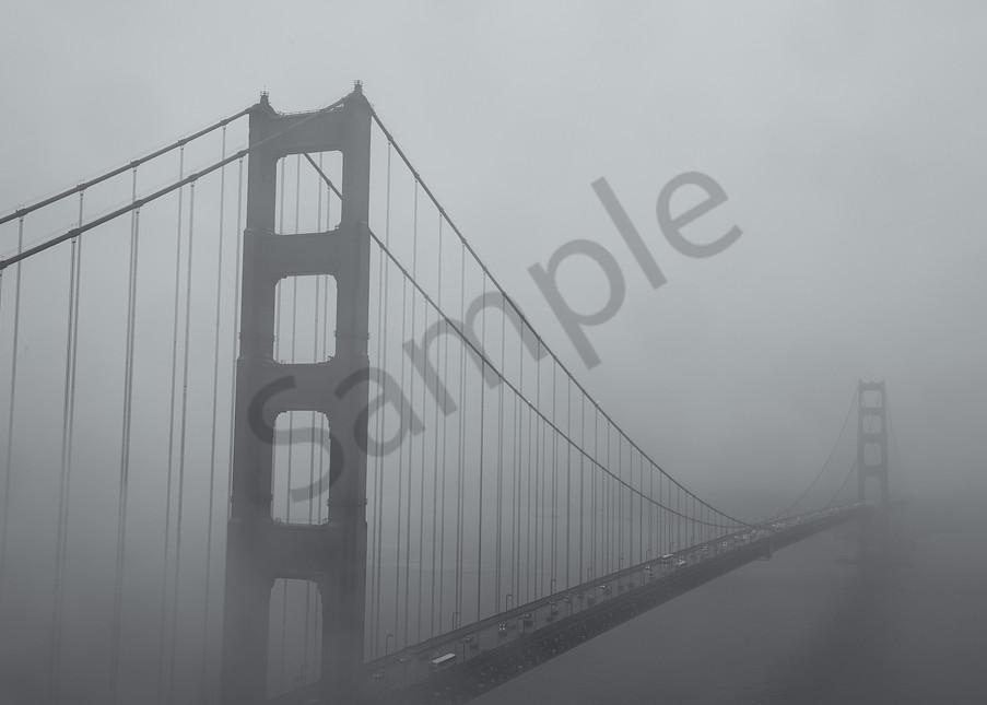 Golden Gate Bridge   San Francisco Photography Art   Namaste Photography